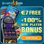 Scratch Mania Casino Review