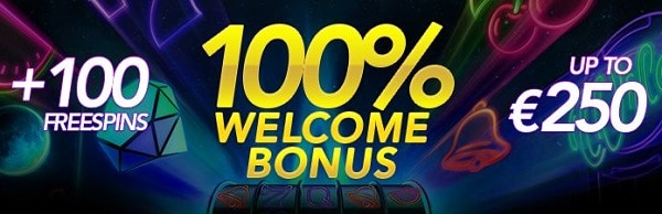 b-Bets Casino welcome bonus: 100% up to 250 EUR + 100 free spins