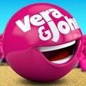 Vera John Casino 300 free spins or 200% bonus