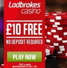 Ladbrokes free bonus