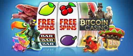 BITCOIN CASINO [A-Z, full list] - free spins, no deposit bonuses, promotions
