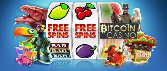 BITCOIN CASINO [A-Z, full list] - free spins, no deposit bonuses, promotions