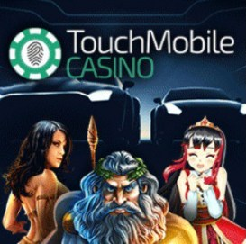 Touch Mobile Casino | £500 deposit match and free spins bonus | review