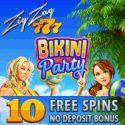 ZigZag777 Casino | 10 FS no deposit + 100 free spins + 100% bonus