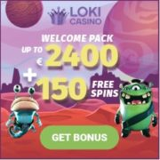 Loki Casino free spins