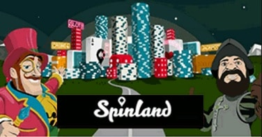 Spinland Welcome Bonus