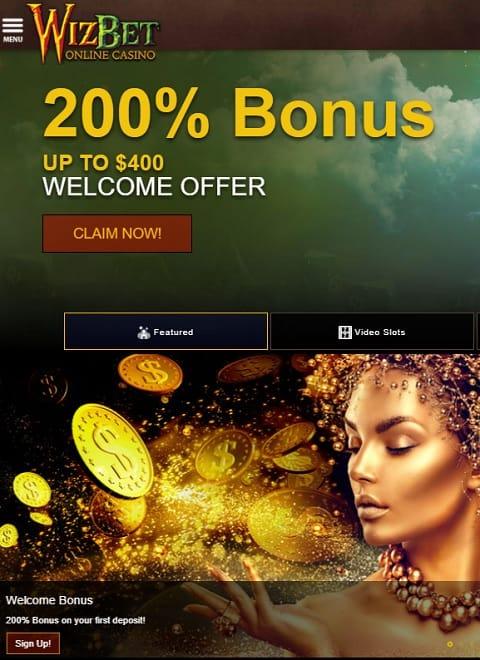 Wizbet Casino Online & Mobile