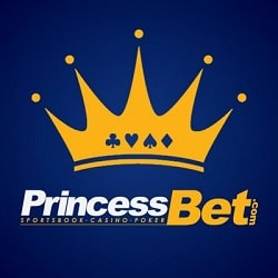 PrincessBet Casino 50 free spins on sign up - no deposit bonus