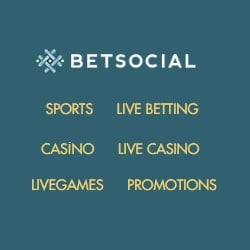 Betsocial Casino 20 free spins on Avalon (NDB) + €400 welcome bonus