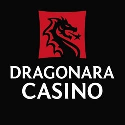 Dragonara Casino (register & login) 50 free spins + 150% welcome bonus