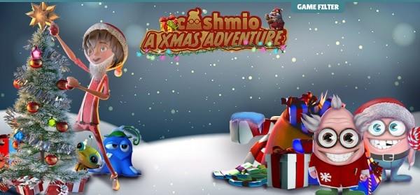 Cashmio Christmas Calendar - gratis spins and other free bonuses