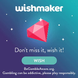 Wishmaker Casino - 50 free spins & €200 bonus on registration