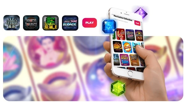 Spin Casino mobile slots