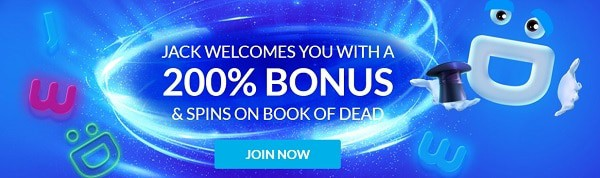 Wild Jackpots Casino 200% welcome bonus and 30 free spins on 1st deposit