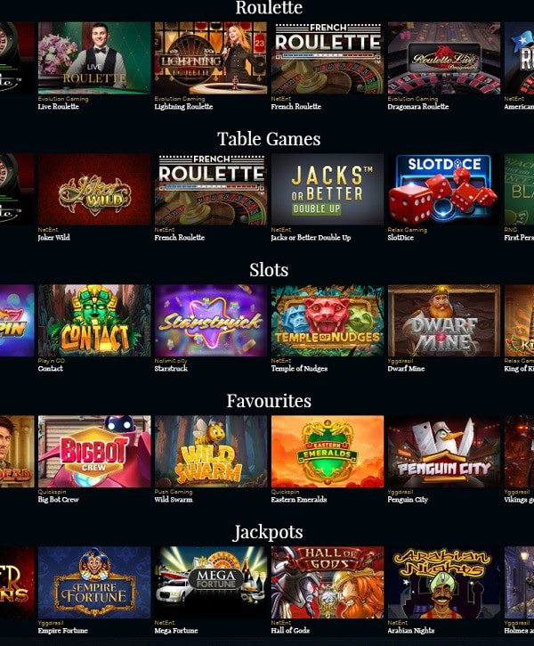 Premier Live Casino Review - no account needed