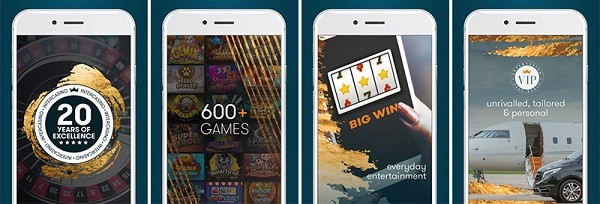 Inter Casino games, software, bonuses, promotions
