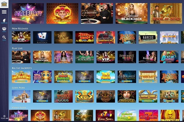 CasinoGods.com Review