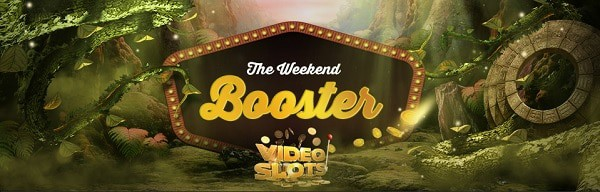 Weekend Booster Promotion