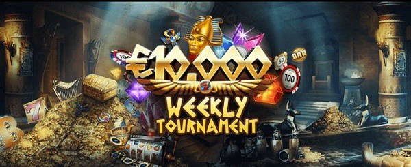 €/$10,000 Weekly Tournament