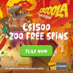Get 200 free spins and €1,500 welcome bonus to play any game!