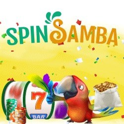 Get 200 free spins + €/$1000 welcome bonus at SpinSamba.com