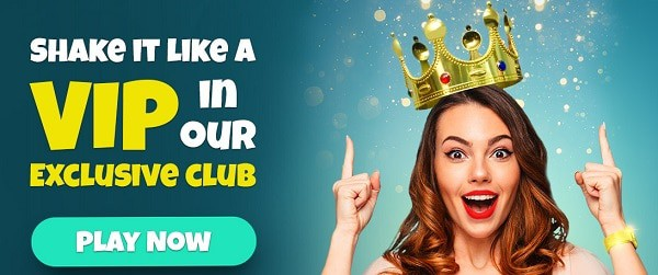 SpinShake.com VIP Exclusive Club