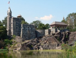 Belvedere Castle, Central Park, Stig Nygaard, Wikimedia Commons
