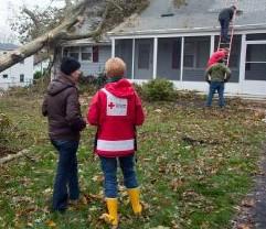 Hurricane Sandy 2012 Les Stone/American Red Cross