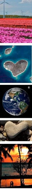 Love the Earth Collage