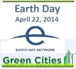 Earth Day Network logo Eartg Day 2014