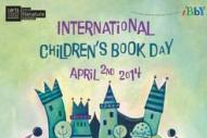 International Childrens Book day from IBBY_org