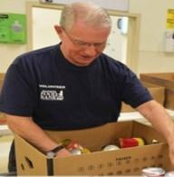 food shelf volunteer public domain wiki commons