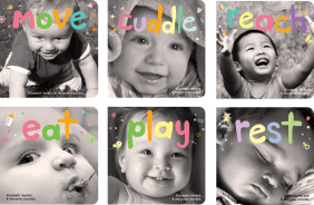 Free Spirit Publishing Happy Healthy Baby Books giveaway