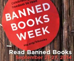 ALA Banned Books Week 2014