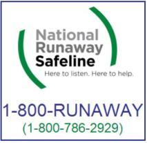 Natl Runaway Safeline logo