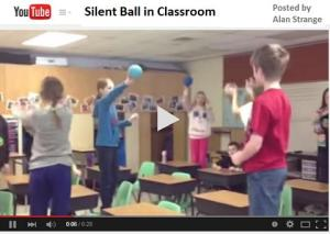 Silent Ball You Tube vidoe by Alan Strange youtube com ZUhcuEwy8sc