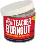 Tips to Avoid Teacher Burnout In a Jar