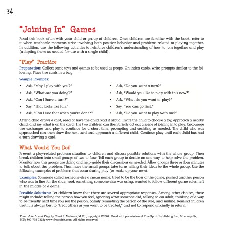 Free Download: Joining In Games