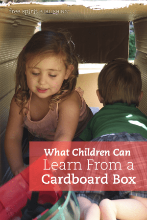 What Children Can Learn from a Cardboard Box
