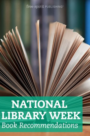 National Library Week Book Recommendations