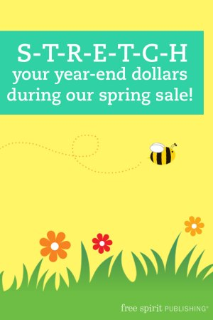 S-t-r-e-t-c-h Your Year-End Dollars During Our Spring Sale!