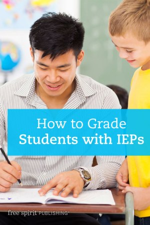How to Grade Students with IEPs