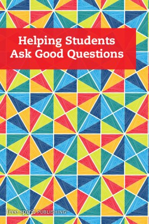 Helping Students Ask Good Questions