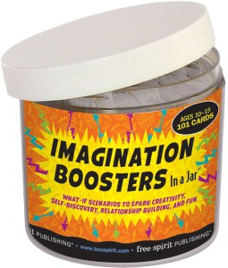 Imagination Boosters In a Jar