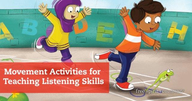 Movement Activities for Teaching Listening Skills