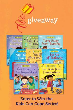 Enter to Win the Kids Can Cope Series