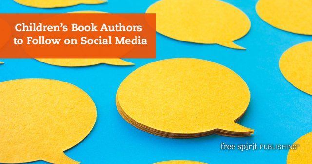 Children's Book Authors to Follow on Social Media