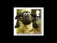 Classic Children's TV Stamp Set Great Britain 2014