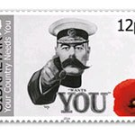 Centenary of World War I stampset issued by Gibraltar