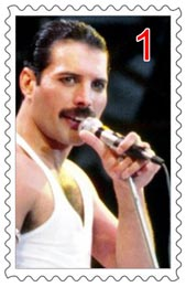 Freddie-Mercury-collected-stamps